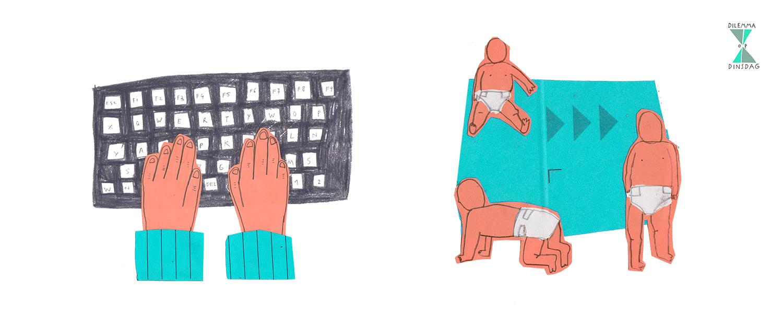 #371 je vingers zijn met secondelijm aan elkaar gelijmd -OF- na elke vrijpartij krijg je er een baby bij
