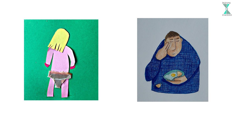 #261 je onderbroeken zijn gemaakt van ham – OF – elke ochtend smeer je een rauw ei op je gezicht